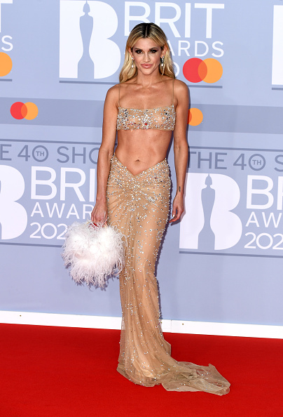 Evening Bag「The BRIT Awards 2020 - Red Carpet Arrivals」:写真・画像(7)[壁紙.com]