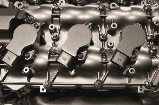 Sepia Toned「Cylinder Head」:スマホ壁紙(5)