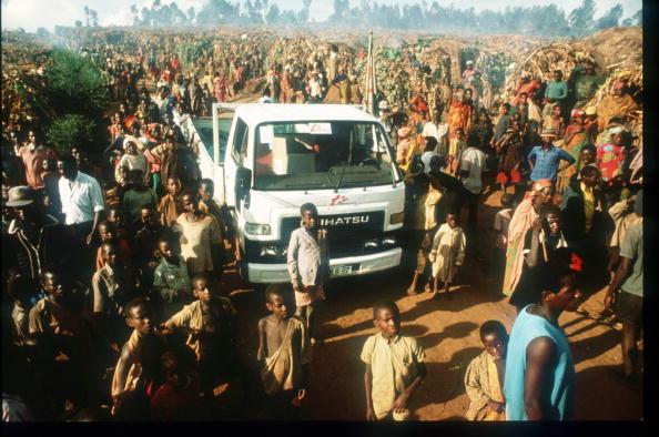 Burundi - East Africa「Hutu Tribe Massacred In Burundi」:写真・画像(4)[壁紙.com]