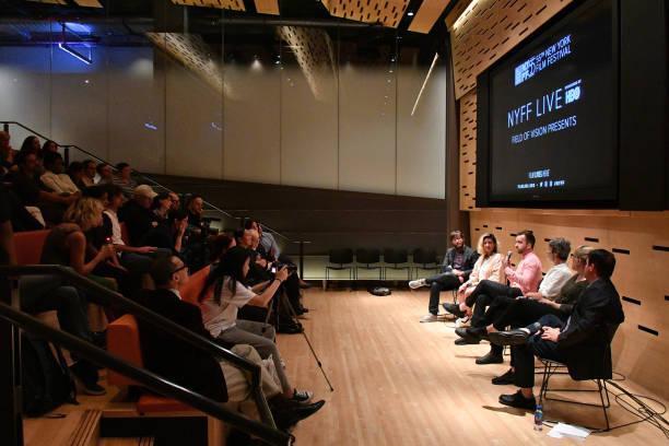 Brian Cook「55th New York Film Festival - NYFF Live - Field of Vision Presents」:写真・画像(8)[壁紙.com]