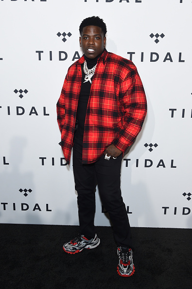 Fully Unbuttoned「TIDAL's 5th Annual TIDAL X Benefit Concert TIDAL X Rock The Vote At Barclays Center - Arrivals」:写真・画像(11)[壁紙.com]