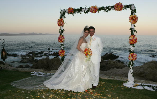 Baja California Peninsula「Alan Thicke Wedding in Cabo San Lucas」:写真・画像(13)[壁紙.com]