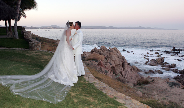 Baja California Peninsula「Alan Thicke Wedding in Cabo San Lucas」:写真・画像(16)[壁紙.com]