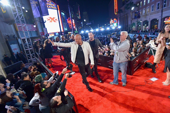 写真「'xXx: Return of Xander Cage' - LA Premiere」:写真・画像(7)[壁紙.com]