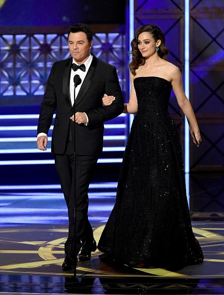 エミー・ロッサム「69th Annual Primetime Emmy Awards - Show」:写真・画像(0)[壁紙.com]