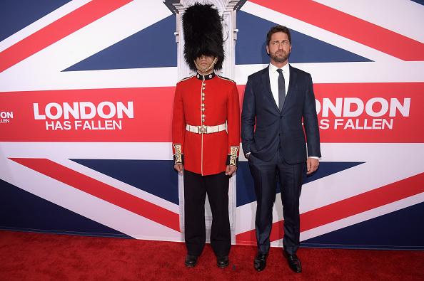 """Focus Features「Premiere Of Focus Features' """"London Has Fallen"""" - Arrivals」:写真・画像(7)[壁紙.com]"""
