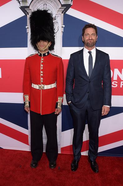 """Focus Features「Premiere Of Focus Features' """"London Has Fallen"""" - Arrivals」:写真・画像(8)[壁紙.com]"""