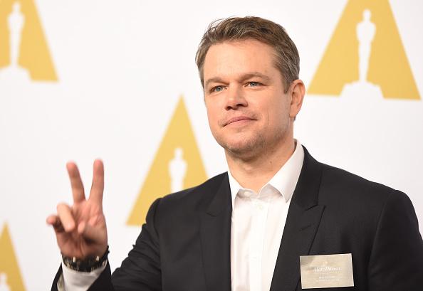 マット・デイモン「89th Annual Academy Awards Nominee Luncheon - Arrivals」:写真・画像(16)[壁紙.com]
