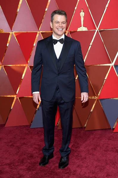 マット・デイモン「89th Annual Academy Awards - Arrivals」:写真・画像(9)[壁紙.com]