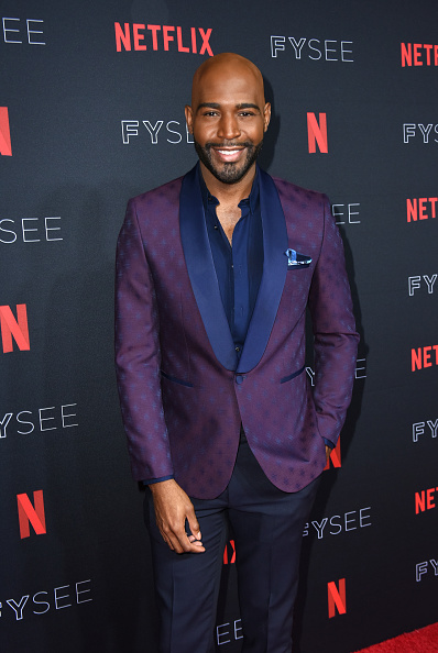 Purple Blazer「Netflix FYSee Kick Off Party - Red Carpet」:写真・画像(13)[壁紙.com]