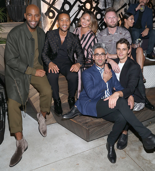 Jerritt Clark「Ketel One Family-Made Vodka Hosts The Fab Five At The Queer Eye Emmy Cast Party」:写真・画像(15)[壁紙.com]