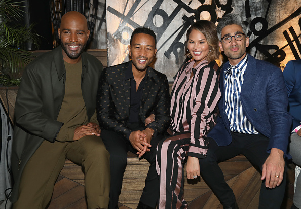 Jerritt Clark「Ketel One Family-Made Vodka Hosts The Fab Five At The Queer Eye Emmy Cast Party」:写真・画像(16)[壁紙.com]