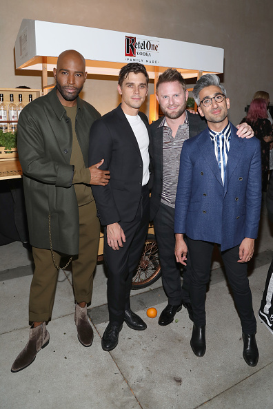 Jerritt Clark「Ketel One Family-Made Vodka Hosts The Fab Five At The Queer Eye Emmy Cast Party」:写真・画像(13)[壁紙.com]