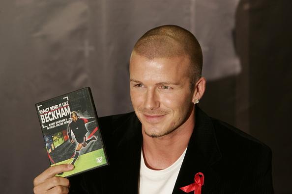 Shaved Head「David Beckham」:写真・画像(13)[壁紙.com]