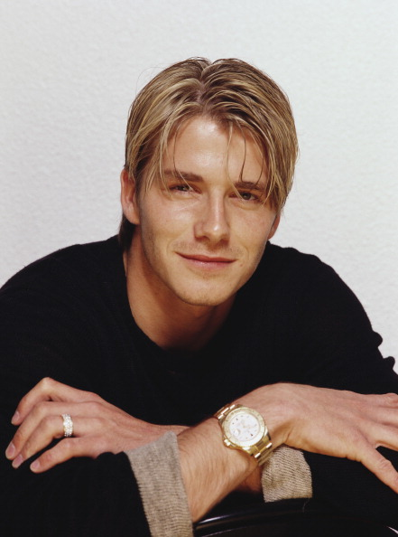 Photo Shoot「David Beckham」:写真・画像(9)[壁紙.com]