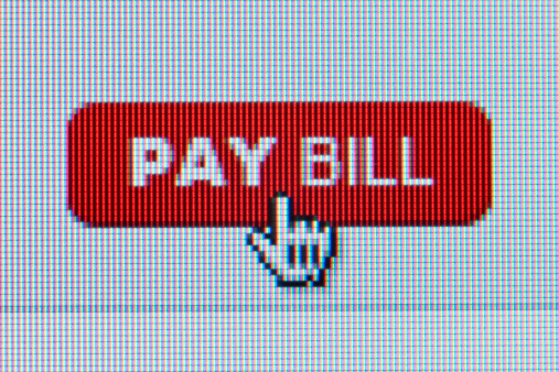 Graphical User Interface「Pay Bill, internet graphic sign」:スマホ壁紙(12)