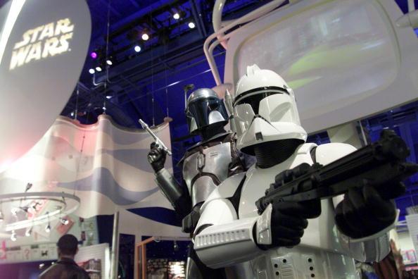 Star Wars Series「New Star Wars Toys Unveiled」:写真・画像(7)[壁紙.com]