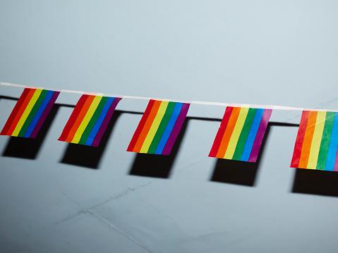 Equality「Pride Flags」:スマホ壁紙(5)