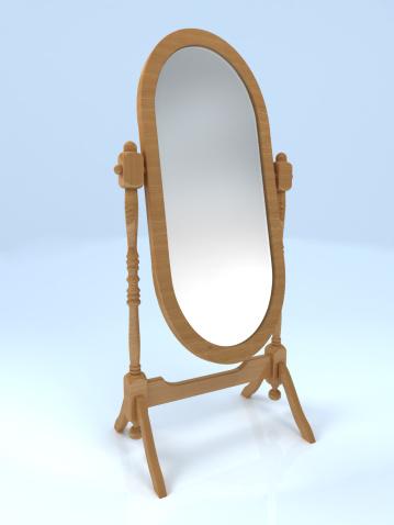 Mirror - Object「Mirror」:スマホ壁紙(9)