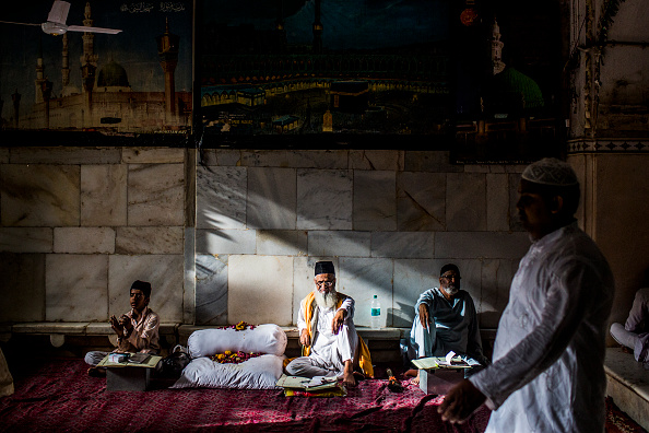 Rajasthan「Sufi's Gather To Commemorate 12th Century Persian Saint」:写真・画像(4)[壁紙.com]