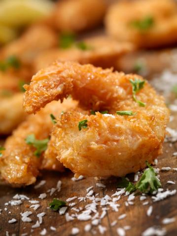 Batter - Food「Coconut Shrimp」:スマホ壁紙(14)