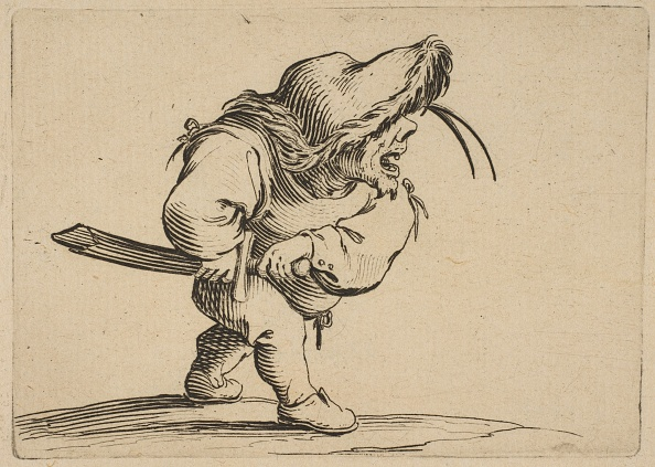 Etching「Lhomme Sapprêtant A Tirer Son Sabre (Man Preparing To Draw His Sword)」:写真・画像(7)[壁紙.com]