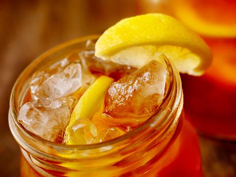 Ice Tea「Iced Tea with Lemon」:スマホ壁紙(5)