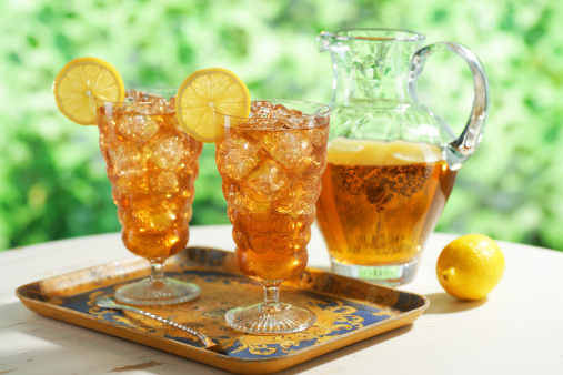 Cool Attitude「Iced Tea with Pitcher」:スマホ壁紙(5)