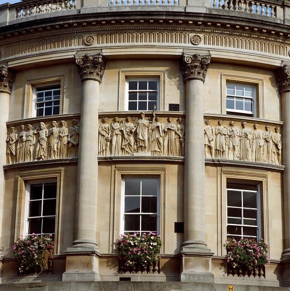 Curve「Guildhall, Bath, Somerset, c2000s(?)」:写真・画像(18)[壁紙.com]