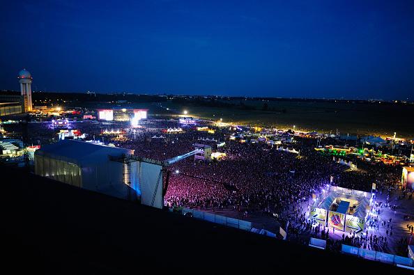 High Angle View「Lollapalooza Berlin 2015 - Atmosphere」:写真・画像(3)[壁紙.com]