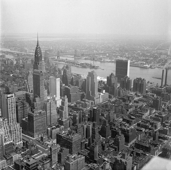 歴史「Overview Manhatten New York」:写真・画像(0)[壁紙.com]