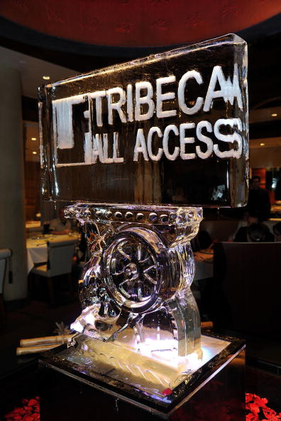 Ice Sculpture「TAA Welcome Lunch At The 2010 Tribeca Film Festival」:写真・画像(6)[壁紙.com]