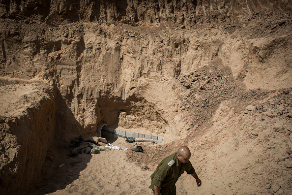 Israel-Palestine Conflict「Tensions Remain High At Israeli Gaza Border」:写真・画像(17)[壁紙.com]