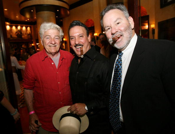 Dennis Suarez「Casa Fuente Cigar Party In Honor Of Dennis Hopper's Birthday」:写真・画像(1)[壁紙.com]