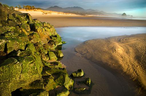 Cannon Beach「Cannon Beach Scenic Beauty」:スマホ壁紙(7)