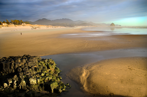 Cannon Beach「Cannon Beach Scenic Beauty」:スマホ壁紙(3)