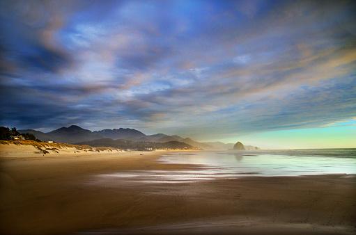 Cannon Beach「Cannon Beach Scenic Beauty」:スマホ壁紙(4)