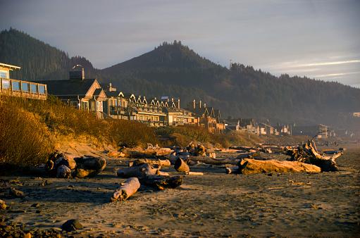 Cannon Beach「Cannon Beach Homes」:スマホ壁紙(9)