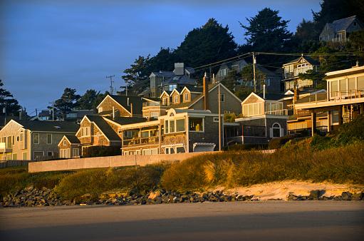 Cannon Beach「Cannon Beach Homes」:スマホ壁紙(7)