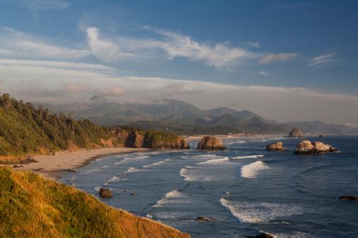 Cannon Beach「Cannon Beach, Oregon Coast, USA」:スマホ壁紙(18)