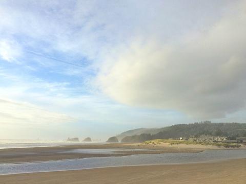 Cannon Beach「Cannon Beach, Oregon, USA」:スマホ壁紙(10)