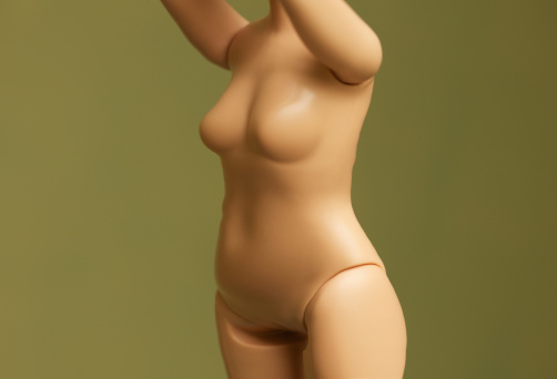 Doll「Side view of overweight fashion doll , cropped」:スマホ壁紙(18)