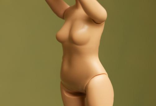 Fashion Doll「Side view of overweight fashion doll , cropped」:スマホ壁紙(14)