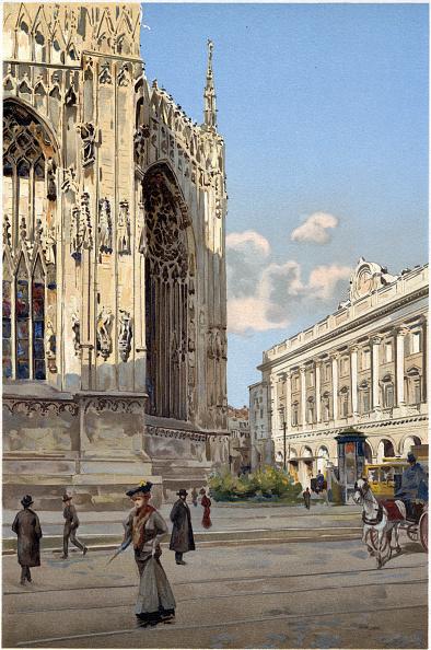Fototeca Storica Nazionale「Milan 19th Century」:写真・画像(9)[壁紙.com]