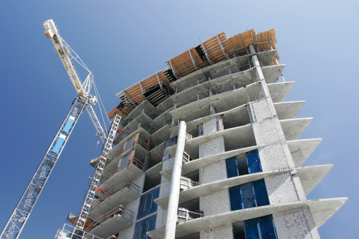 Miami Beach「ハイライズ建築」:スマホ壁紙(3)