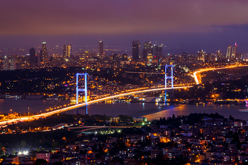 Photography Themes「Bosphorus Bridge, Istanbul」:スマホ壁紙(8)