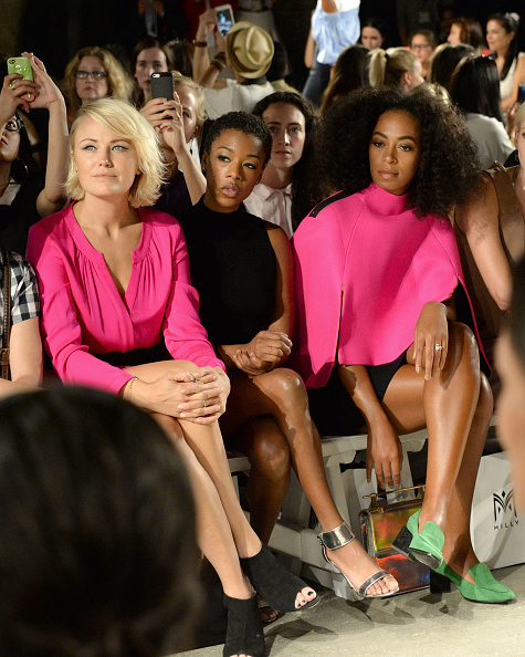 Personal Accessory「Milly By Michelle Smith - Front Row - Spring 2016 New York Fashion Week」:写真・画像(14)[壁紙.com]
