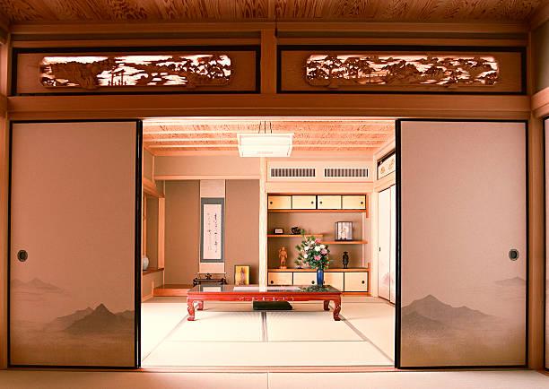 Japanese-style Room:スマホ壁紙(壁紙.com)