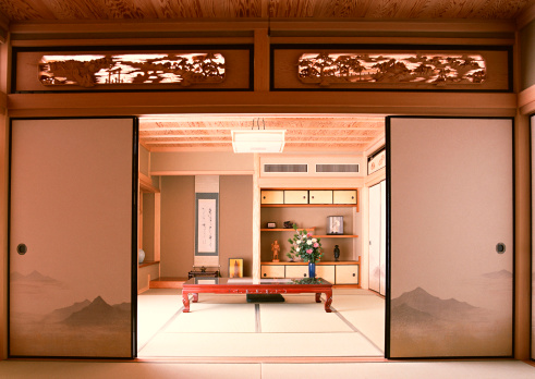 Art And Craft「Japanese-style Room」:スマホ壁紙(3)