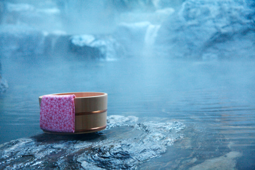 Japan「Japanese-style hot spring」:スマホ壁紙(11)